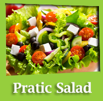 Pratic salad zaden